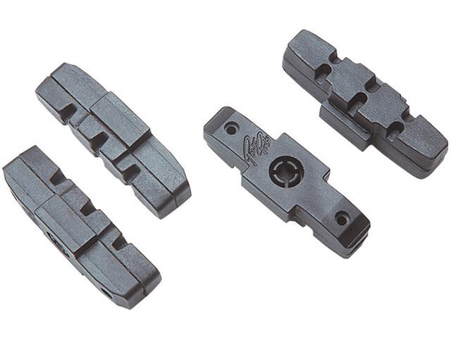 BBB BBS-09 HydroStop Cartridge Rim Brake Pads, black